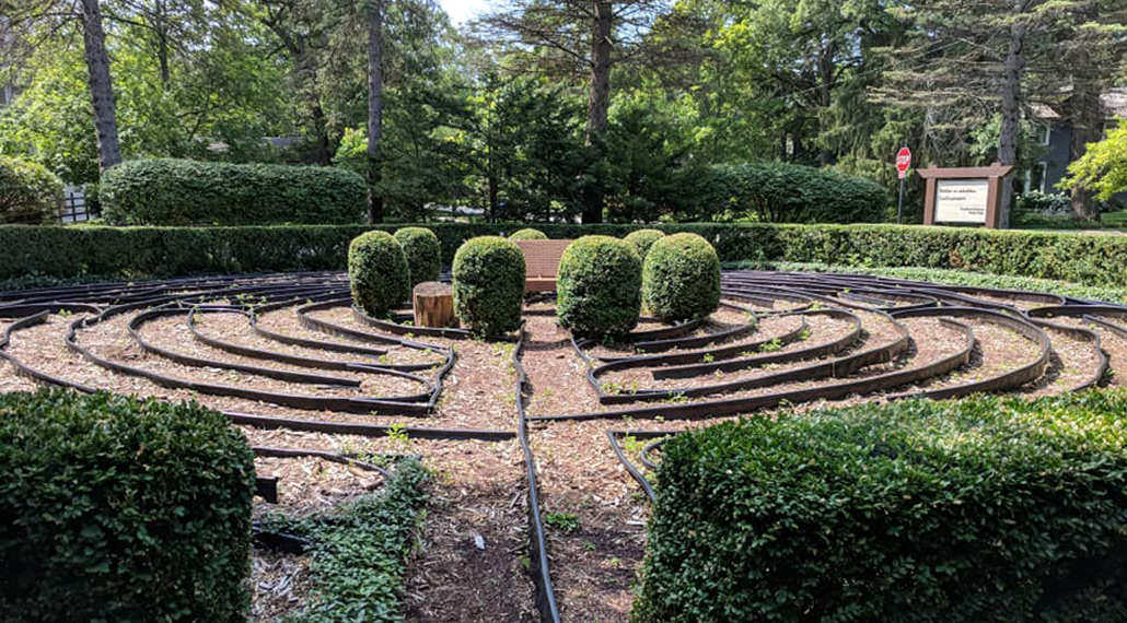 our Bethany Labyrinth