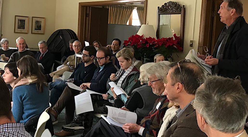 St. Elisabeth's members meeting