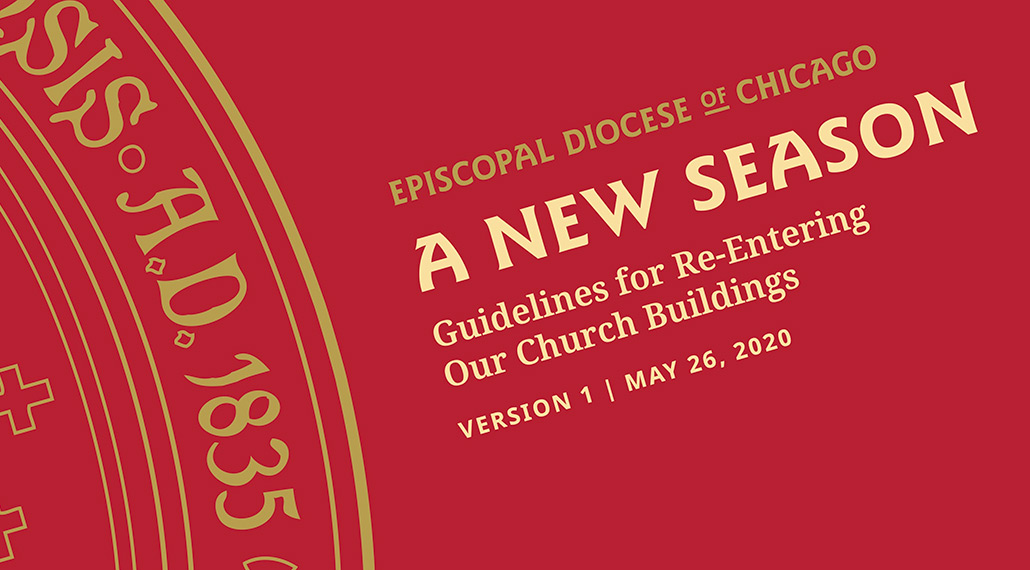header: guidelines for re-entering our church buildings