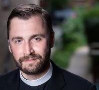 The Rev. Adam Spencer, Rector